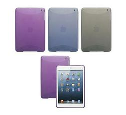 for Apple iPad Mini 1st Generation TPU Gel Shell Skin Case C
