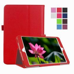 For Apple iPad Mini 4 3 2 1 Magnetic Slim Smart Soft Leather