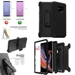Apple iPad Mini 1/2/3 Defender Case Cover Belt Holster Fits