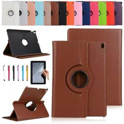 "For Apple iPad Pro 10.5"" 2017 360° Rotating Smart Folio Lea"