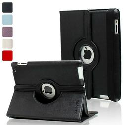 For Apple iPad Pro 10.5 Case 2017 Model Roating Smart Cover