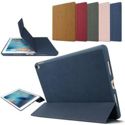 "For Apple iPad Pro 10.5"" Inch 2017 Soft Leather Tablet Prote"