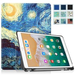 For Apple iPad Pro 10.5 Inch 2017 Case Cover with Built-in A