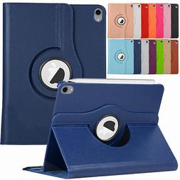 For Apple iPad Pro 11 / 12.9 3rd Gen 2018 360 Rotating Leath