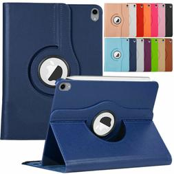 """For Apple iPad Pro 12.9"""" 11"""" 2020 2018 Leather Rugged Stand"""