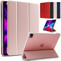 For iPad Pro 11/12.9/10.5/10.2 inch 2020 8th Smart Case Leat