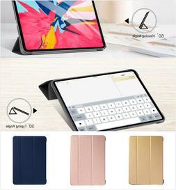 "For Apple iPad Pro 11"" 2018 Magnetic PU Leather Smart Foldin"