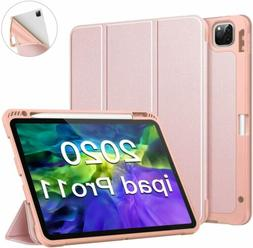 """For Apple iPad Pro 11"""" 2020 Smart Case Soft TPU Cover Stand"""