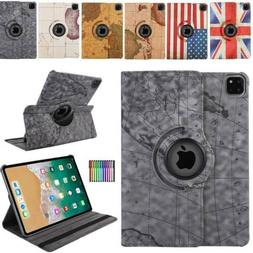 For Apple iPad Pro 11 inch 2020 Case 360 Degree Rotating Sta