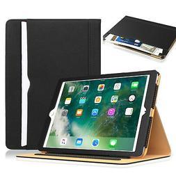"""Apple iPad Pro 12.9""""  Leather Case Wallet Auto Sleep/Wake"""
