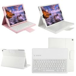"For Apple iPad Pro 12.9"" Tablet w/Bluetooth keyboard Black P"