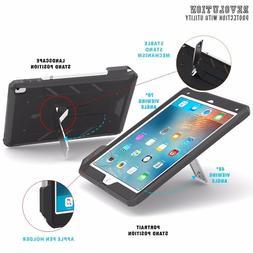Apple iPad Pro 9.7 2016 Tablet Case w/Stand ,  Poetic® w/Sc