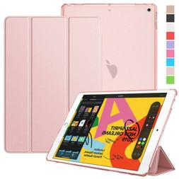 For Apple iPad 7th Gen 10.2Inch 2019 Ultra-thin Magnetic Lea