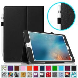 Apple iPad Pro 9.7 inch Leather Case Cover with Apple Pencil