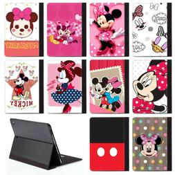 For Apple iPad Pro Air Mini Protective PU Leather Stand Case