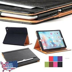 I4Ucase Apple iPad Pro Case - Soft Leather Stand Folio Case