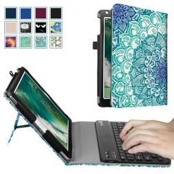 apple ipad slimshell leather folio stand cover