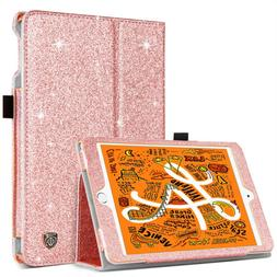 BENTOBEN Case For Apple iPad Smart Auto Sleep Folio Glitter
