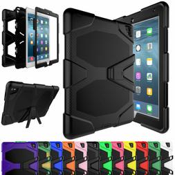 Heavy Duty Shockproof Protective Full Hard Case For Apple iP