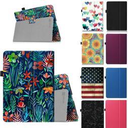 For Apple iPad 9.7 inch 5th 2017 Folio Case Stand Smart Cove