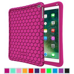 For Apple New iPad 9.7 inch 5th Generation 2017 Tablet Silic