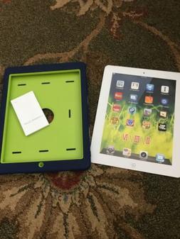 Bentoben Shockproof Heavy Duty Rubber Hard Case For iPad 2/3