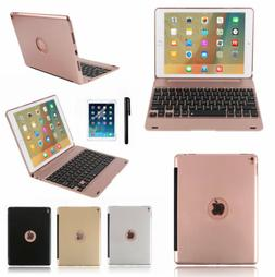 Bluetooth Keyboard Folding Protective case for iPad Air 1/2