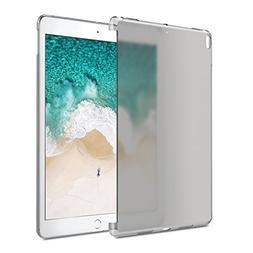 MoKo Case Fit iPad Pro 10.5 2017 - Translucent Slim Hard Pla
