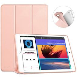 MoKo Case for iPad 9.7 2018/2017, Slim Smart Shell Stand Fol