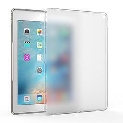 iPad Pro 12.9 Case - MoKo Premium Soft Silicone Skin Flexibl