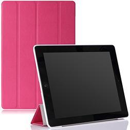 MoKo Case for iPad Mini 3 / 2 / 1, Ultra Slim Smart-shell St