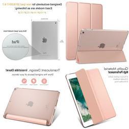 MoKo Case Fit 2018/2017 iPad 9.7 5th / 6th Generation - Slim