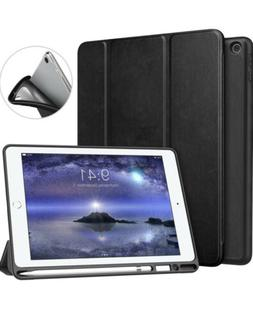 MoKo Case Fit 2018 iPad 9.7 6th Generation with Apple Pencil