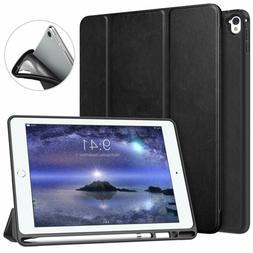 MoKo Case Fit iPad Pro 9.7 with Apple Pencil Holder - Slim L