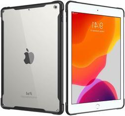 MoKo Case Fit New 2019 iPad 10.2, Anti-Scratch Transparent H