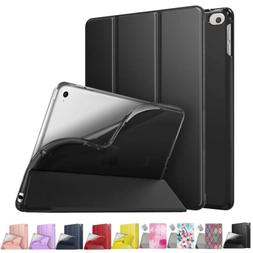 "MoKo Case Fit New iPad Mini 5th 7.9"" 2019 Smart Shell Stand"