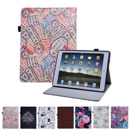 Case for 9.7 inch iPad 2018 2017 Case 5th 6th Generation Fol