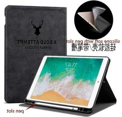 Case for Apple iPad 2 3 4 Air Mini Pro 9.7 10.2 10.5 Magneti