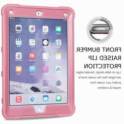 Case for Apple iPad Mini 1 2 3 4 Shockproof Hard Military Ca