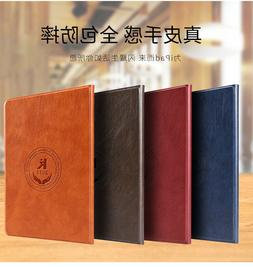 Leather Case for iPad 10.2 2019 7th Generation Smart Cover S