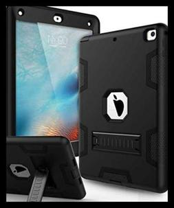 TOPSKY Case For Ipad 9.7 2018 6Th/5Th Generation Three Layer