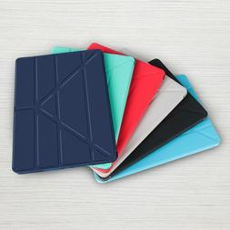 Case For iPad Air 2 Flip Stand Cover Fold Tablet eBook Reade