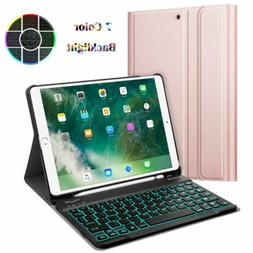 Keyboard Case for iPad Air 3 Gen 2019 / iPad Pro 10.5 2017 w