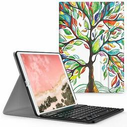 Case For iPad Air 3rd Gen 10.5 Inch 2019 With Wireless Keybo