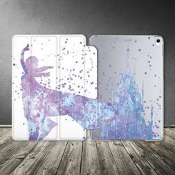 Case For iPad Air Mini Pro 12.9 11 10.5 9.7 10.2 Cute Frozen