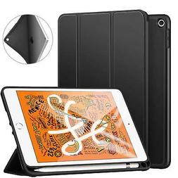 Ztotop Case for iPad Mini 5th Gen 2019 with Pencil Holder Li