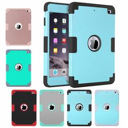 BENTOBEN Case For iPad Mini Heavy Duty Hybrid 3 Layer Anti-s