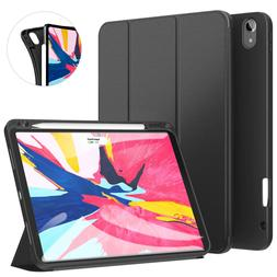 Ztotop Case for iPad Pro 11 Inch 2018 with Pencil Holder- Li