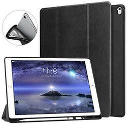 Case for iPad Pro 12.9 2017/2015 with Pencil Holder  Slim Li