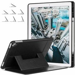 Ztotop Case for iPad Pro 12.9 with Pencil Holder, Secure Mag